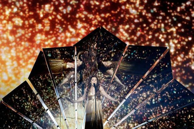 Lucie giành được 111 điểm chung cuộc, đây cũng là số điểm cao nhất của các thí sinh đến từ Anh từ khi tham gia Eurovision đến giờ.