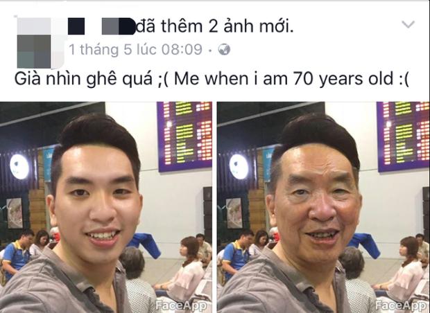 Bất ngờ chưa, ai cũng có thể nhìn xem mình 70 tuổi trông như thế nào!