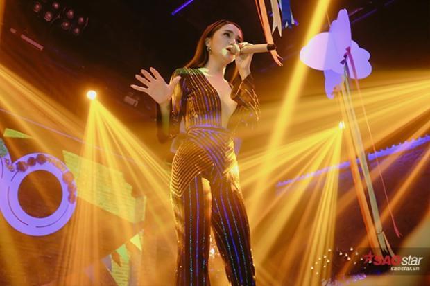 Hậu scandal, Hương Giang Idol vẫn cháy hết mình cùng cộng đồng LGBT