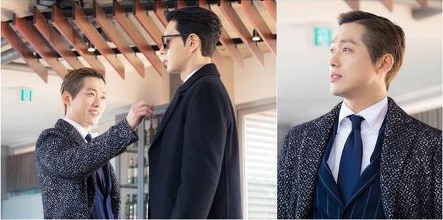 Namgoong Min cũng đảm nhận một vai khách mời trong tập 10.