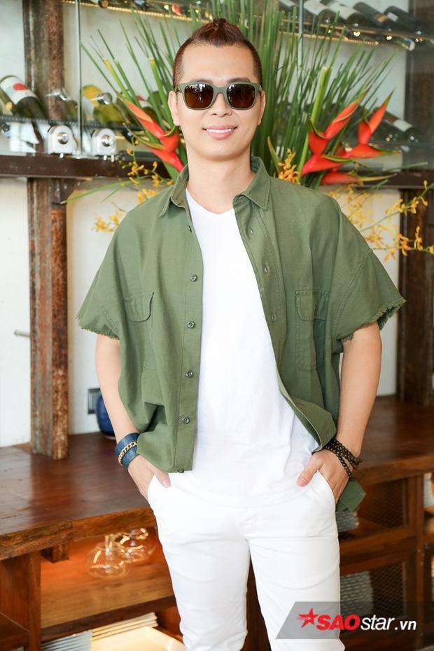 Ca sĩ Nam Khánh.