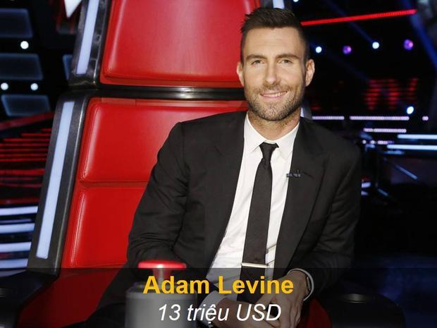 Ngoài ca hát Adam còn tham gia diễn xuất ở khá nhiều bộ phim. Hiện tại, nam ca sĩ vẫn đang tiếp tục sáng tác nhạc và đi lưu diễn song song với việc huấn luyện viên.