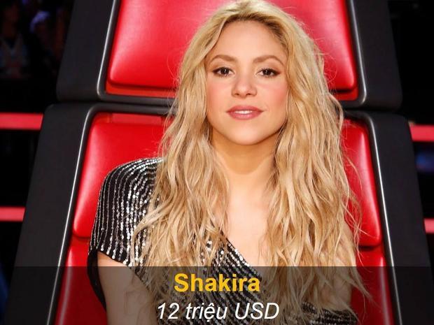 Shakira được cho rằng có giá trị hơn rất nhiều so với các huấn luyện viên khác, điều đó có nghĩa là nếu chương trình muốn tiếp tục mời cô ấy thì sẽ phải chi ra một số tiền cao hơn nhiều đấy.