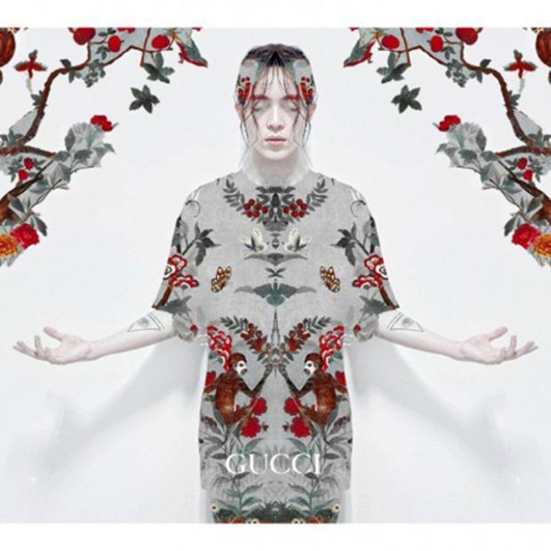 Trước đó, Kelbin Lei được thương hiệu thời trang cao cấp nói trên chính thức mời là 1 trong 24 người trên toàn thế giới tham gia vào dự án #Guccigram Tian để 24 nhân vật tham gia sáng tạo bằng biểu cảm nghệ thuật của riêng mình xoay quanh những họa tiết nghệ thuật cổ Tian.