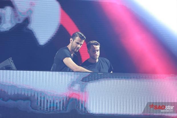 Hardwell là người luôn ủng hộ những sản phẩm âm nhạc của bộ đôi DJ người Đức.