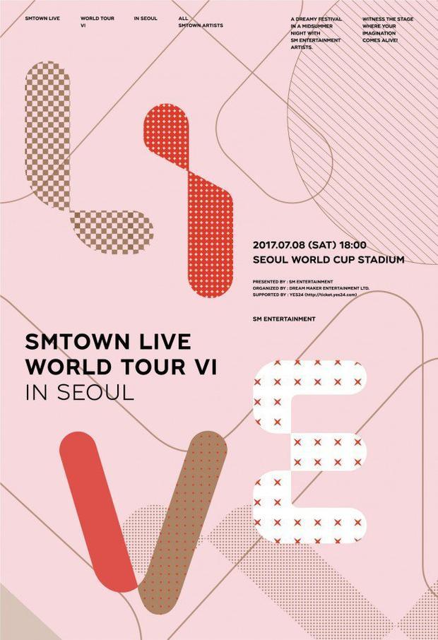 World Tour năm nay có chủ đề LOVE.