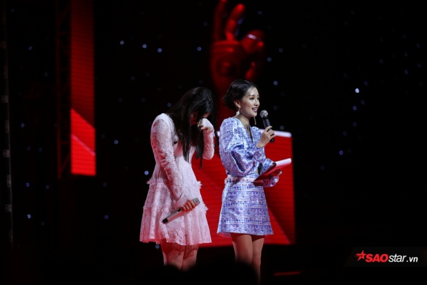 Nghe Han Sara hát nhạc Trịnh, Tóc Tiên ví mình như đang xem phim Hàn Quốc