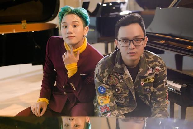 """Producer Trần Dũng Khánh là """"linh hồn"""" của bản hit Ta quên nhau chưa."""
