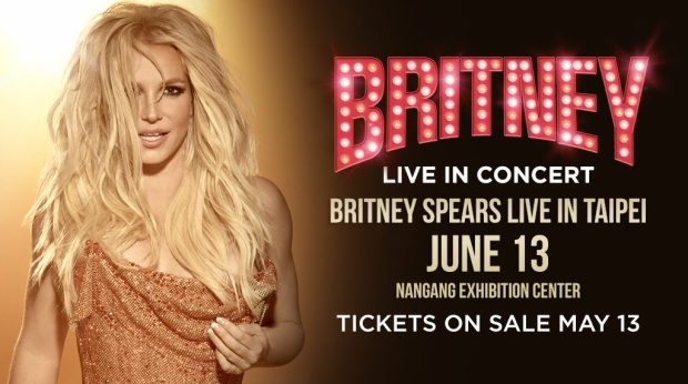 Live in Concert: Britney Spears Live in Taipei.