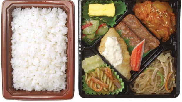 Bữa ăn truyền thống của Hàn Quốc vừa rẻ lại vừa ngon.