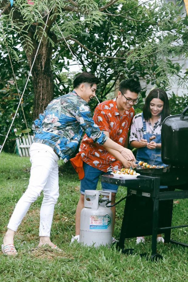 Hậu The Voice, Noo Phước Thịnh quậy hết mình cùng học trò trong MV kỷ niệm