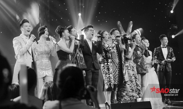 Giọng hát Việt 2017 giữ vị trí dẫn đầu với 23% tổng số lượt thảo luận.