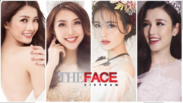 Giọng hát Việt, Gương mặt thương hiệu thay nhau dẫn đầu làn sóng truyền hình thực tế nửa đầu 2017