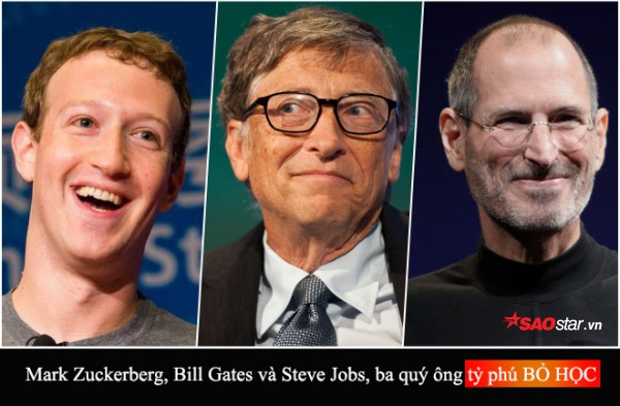 8x tỷ phú bỏ học, nghiện game, nguồn cảm hứng cho những ai biết mình trượt đại học
