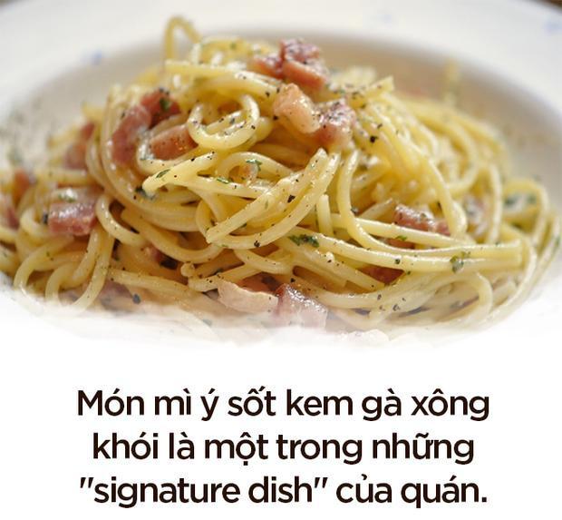 Bỏ túi những quán mì Ý chất lượng nhà hàng nhưng giá cực phải chăng cho pasta-aholic