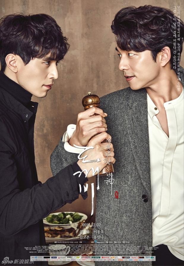 Đặc biệt là sự góp mặt của hai diễn viên điển trai Gong Yoo và Lee Dong Wook
