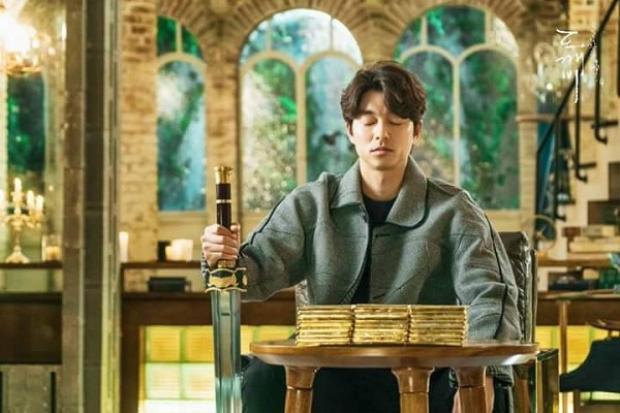 Yêu tinh Kim Shin không có nhiều sự thay đổi về hình tượng nhân vật
