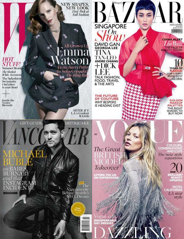 … và là công ty chủ quản làm nên thành công của cả Emma Watson, Liu Wen, Michael Bublé lẫn siêu mẫu hàng đầu thế giới Kate Moss.