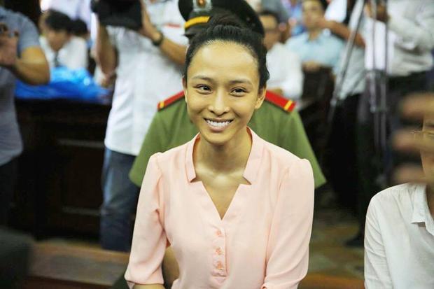 Trương Hồ Phương Nga được mời làm Giám đốc Marketing.