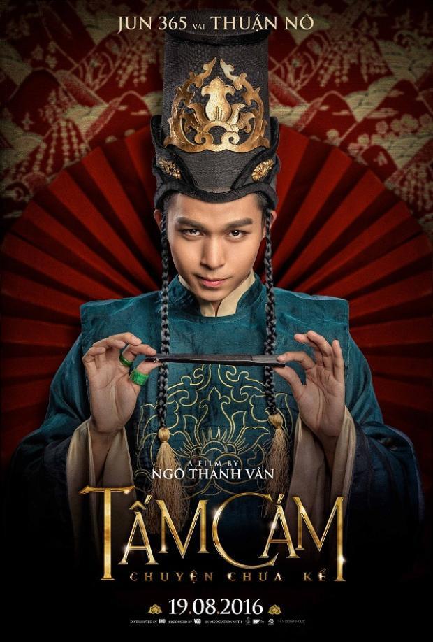 Thuận Nô - Cột mốc đáng nhớ cho sự nghiệp diễn xuất của Jun Phạm
