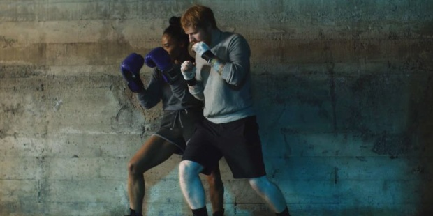 Ca khúc chỉ khiến người ta muốn nhún nhảy này của Ed Sheerancũng làm cho con số lượt view muốn nhảy vọt.