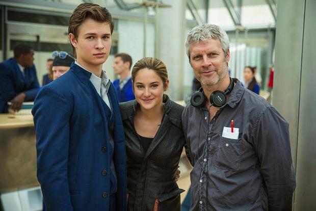 Caleb của Ansel trong Divergent khá nhạt nhoà nhưng là bước đệm đầu tiên trong sự nghiệp