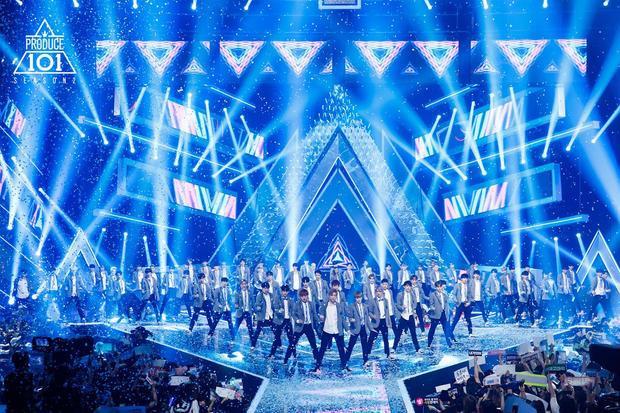 Mới đây nhất, top 35 của Produce 101 mùa 2 cũng chọn Olympic Hall để tổ chức concert trong 2 ngày.