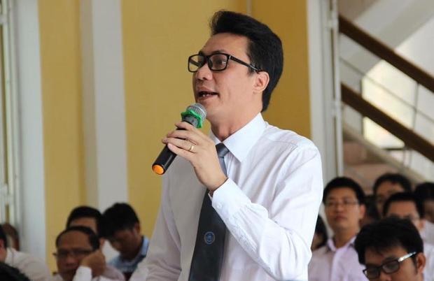 Luật sư Nguyễn Văn Quynh