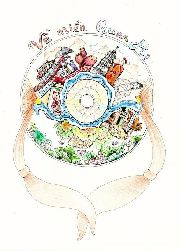 Nhắc đến Bắc Ninh, người ta sẽ nhớ ngay đến những câu hát quan họ của những cô gái trong bộ áo Tứ thân truyền thống.