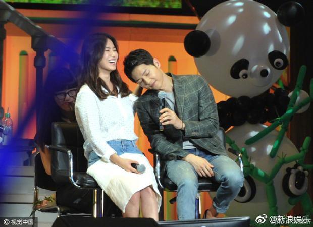 Song Joong Ki: Tôi mong nhận được lời chúc phúc của các bạn