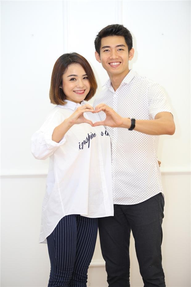 Thái Trinh - Quang Đăng là một trong những cặp đôi đẹp của showbiz Việt.