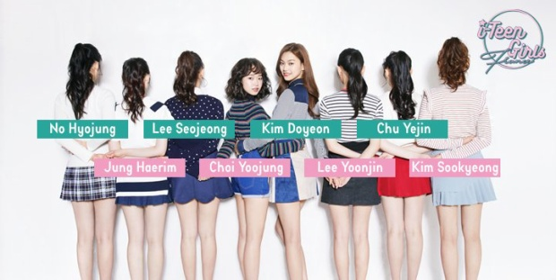 Weki Meki với 2 cây hút fan từ Produce 101 mùa đầu: Yoojung và Doyeon.