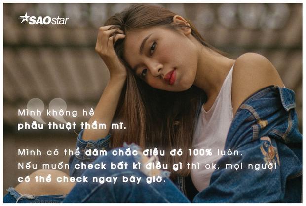 Đồng Ánh Quỳnh The Face: Chị Khuê khắt khe với mình, chứng tỏ mình có khả năng