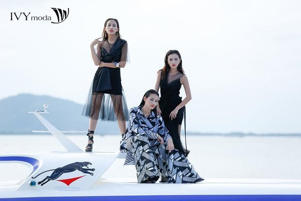 Mạnh mẽ và cá tính là phong cách mà Lan Khuê đã hướng đến cho các cô gái của mình từ khi bắt đầu chương trình cho đến thời điểm hiện tại.