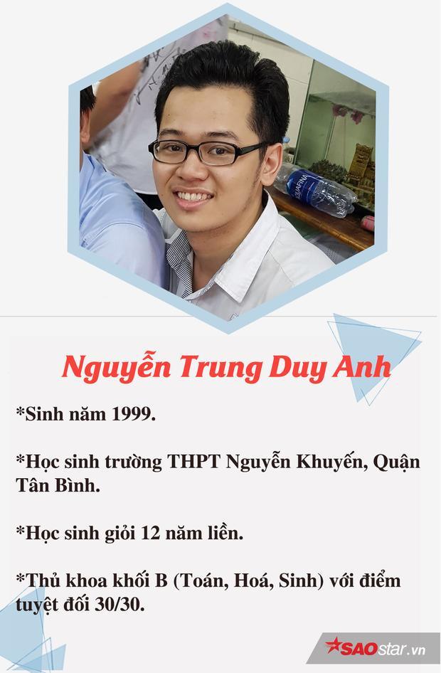 Chàng trai đạt điểm tuyệt đối khối B tại TPHCM: Em muốn mang nụ cười đến mọi người!