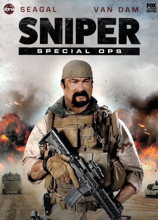 Bộ phim với sự góp mặt của diễn viên nổi tiếng Steven Seagal,bậc thầy võ thuật Nhật Bản, phát sóng trên kênh Fox Action Movies vào lúc 11h tối, Thứ Bảy ngày 15 tháng 7 năm 2017.