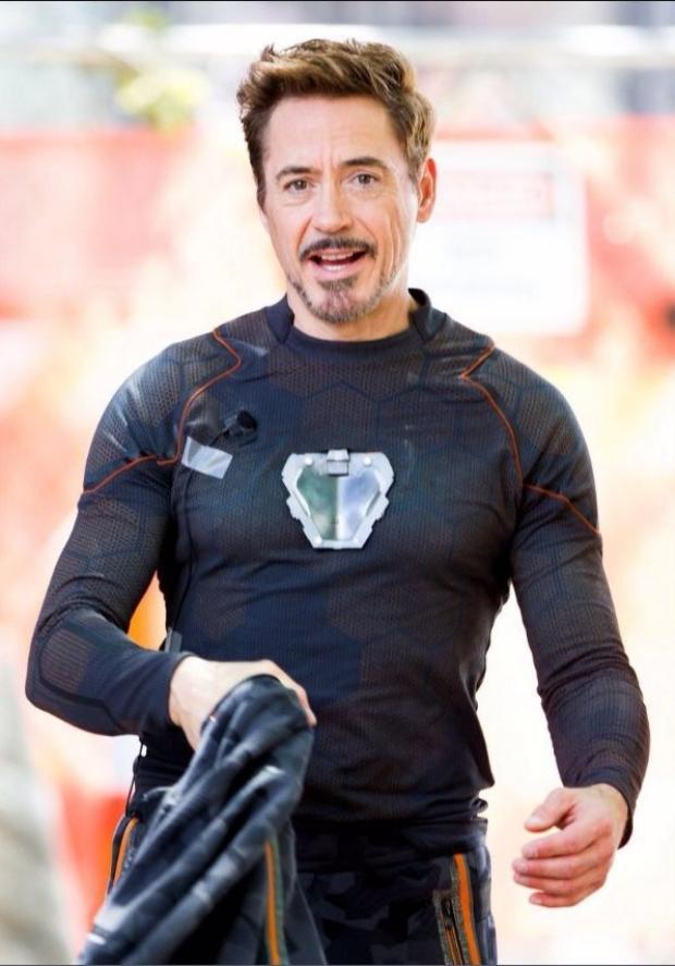 Chắc chắn Iron Man không thể thiếu trong phần phim này…