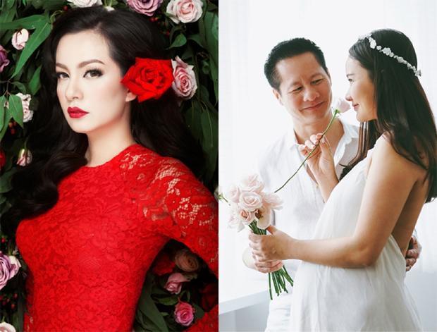 """Phan Như Thảo gửi lời nhắn nhủ """"nhẹ"""" đến với siêu mẫu Ngọc Thúy: """"Chị cũng xài lại đồ của người khác và đã thất bại trong cuộc hôn nhân đó nên chị không có tư cách dạy dỗ em cách làm vợ anh ấy như thế nào""""."""