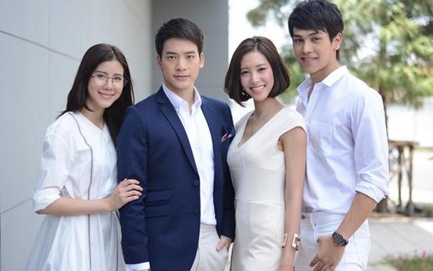Dàn diễn viên phim Định mệnh anh yêu em bản Thái.