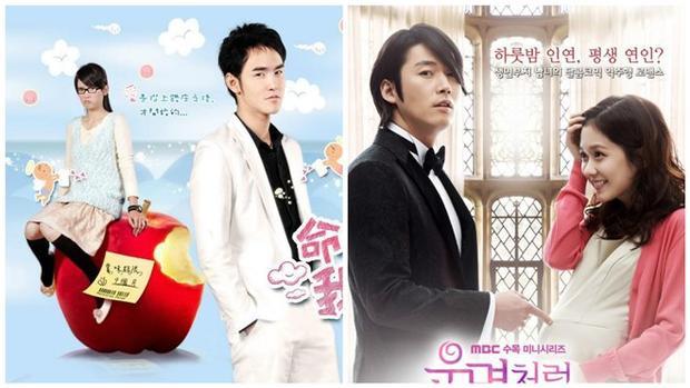 Trước Esther, nhân vật nữ Trần Hân Di (Trần Kiều Ân thủ vai) trong Fated to Love You cũng từng có phiên bản Hàn do Jang Nara đảm nhiệm.