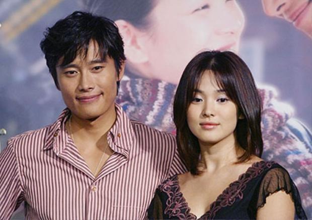 Song Hye Kyo: Chỉ yêu thôi nhưng sao lại điều tiếng đến thế!