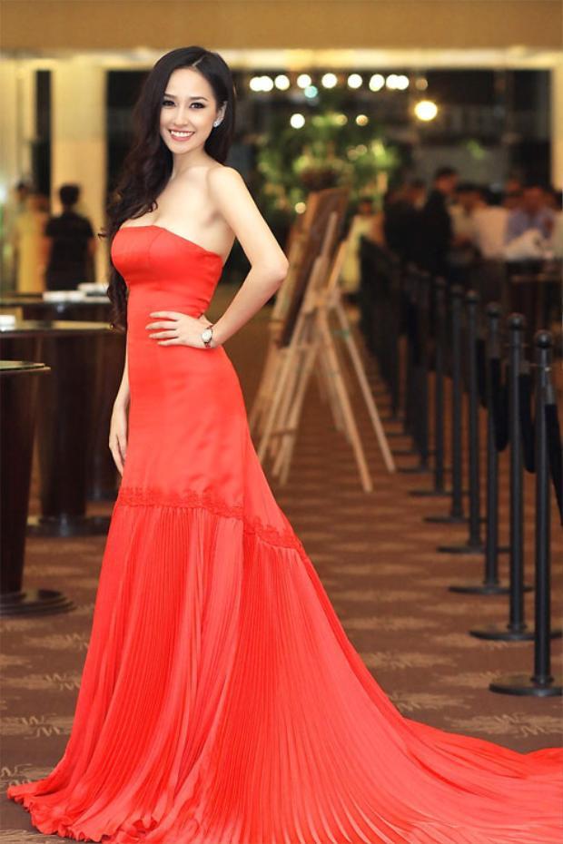 Dù thân hình có béo lên hay phong cách giản dị thì Mai Phương Thúy vẫn luôn là Hoa hậu Việt có sức hút và xinh đẹp.