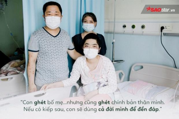 Tâm thư tức giận, căm ghét bố mẹ đẫm nước mắt của cô gái trẻ mắc bệnh hiểm nghèo khiến ai cũng lặng người
