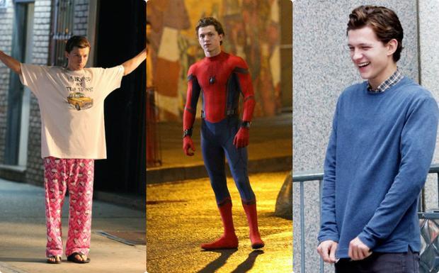 Tom Holland và những chuyện dở khóc dở cười khi trở thành Spider-man