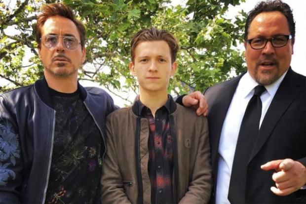 Tương tác tốt với Robert Downey Jr. chính là lý do Tom Holland được chọn vào vai Spider-Man.
