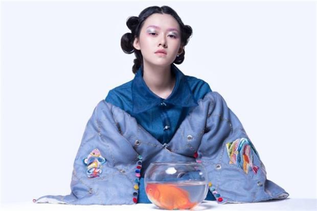 Vẻ đẹp ấn tượng của cô bạn Nguyễn Tường San (17 tuổi, Hà Nội)