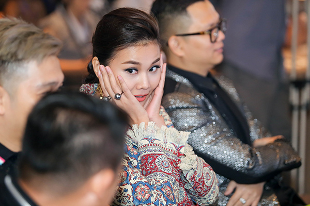 """""""Chân dài 1m12"""" vừa hoàn thành xong những cảnh quay trong bộ phim Mẹ Chồngvà sắp tới vào tháng 8 cô lại tiếp tục tham gia một dự án phim điện ảnh có tên gọi Ngựa Hoang của đạo diễn Nguyễn Quang Dũng."""