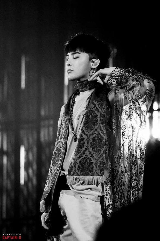 Nếu là 1 concert của BigBang thì khán giả cùng lắm chỉ nghe được 2-3 ca khúc solo từ G-Dragon thôi.