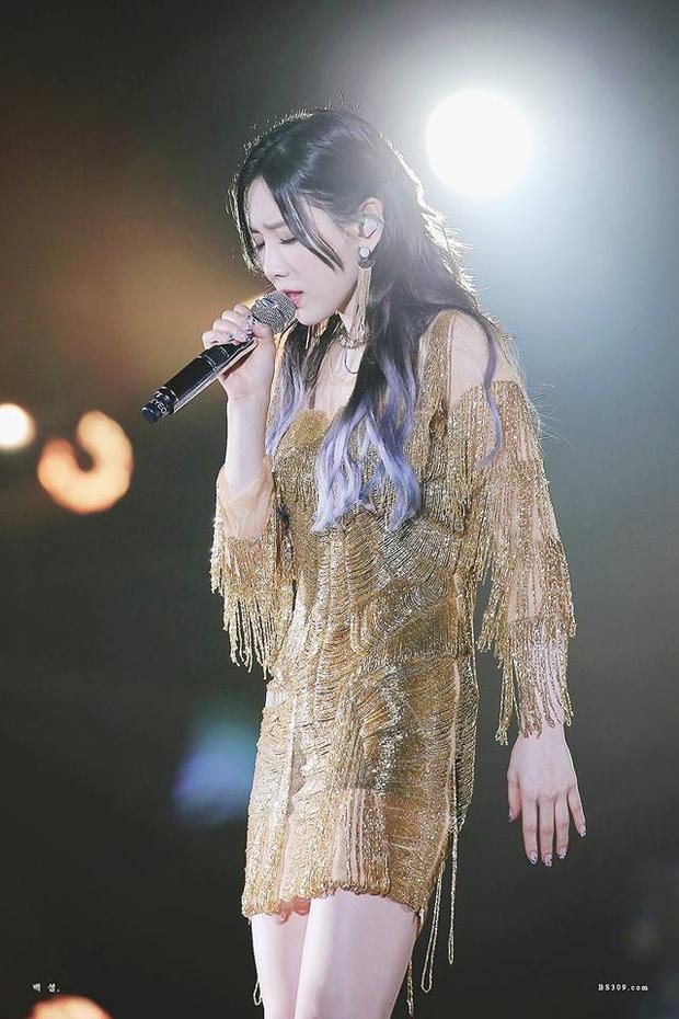 Vì thế muốn nghe tất cả các bản hit từ album mới của Taeyeon thì chắc chắn phải đến solo concert của cô nàng rồi.