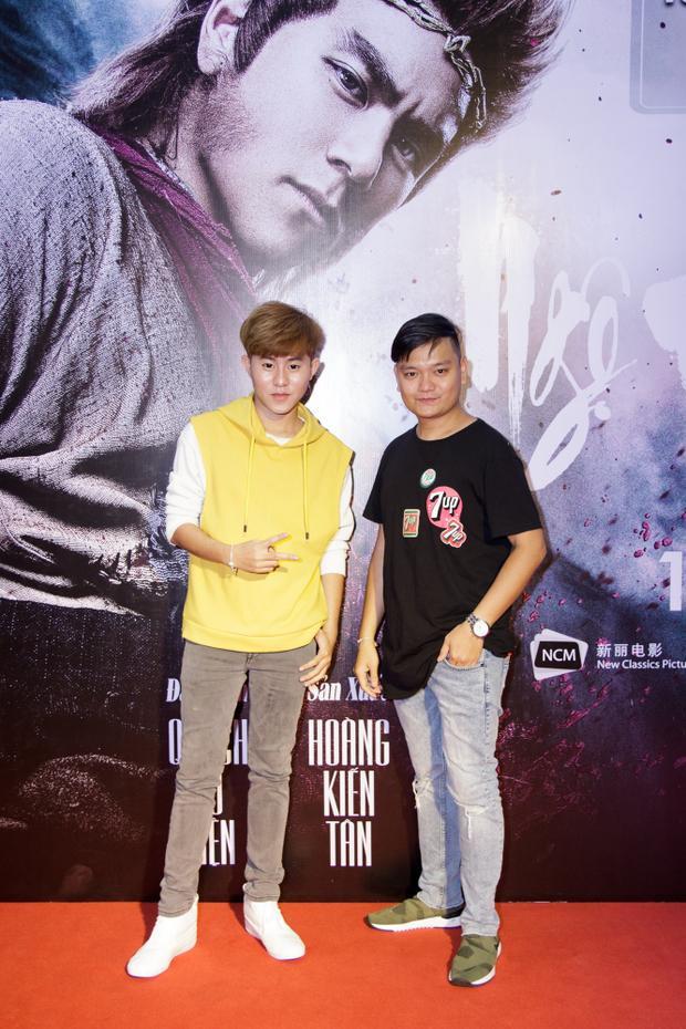 Trịnh Tú Trung và Fame Chí Thành.